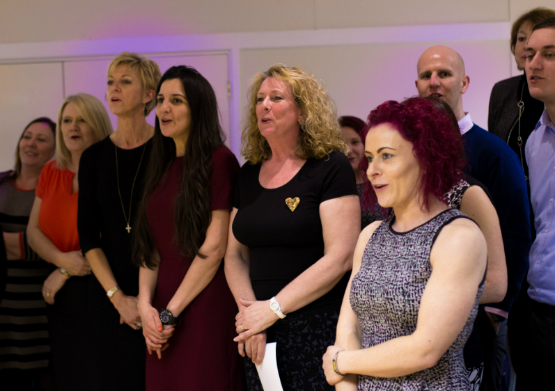 Business Community Choir